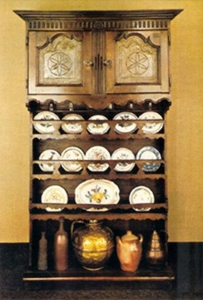 D tails for Histoire du meuble