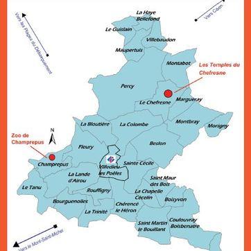 Office de tourisme de l 39 intercom du bassin de villedieu quelles missions - Office du tourisme villedieu les poeles ...